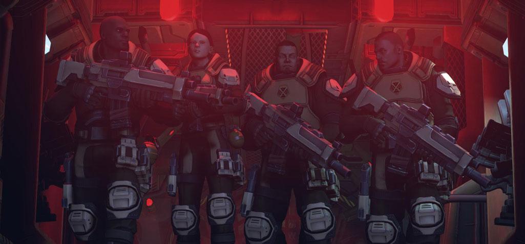 Солдаты XCOM